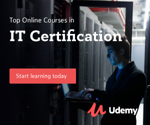 IT Certification Category (English)300x250